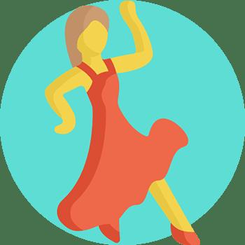 Аллея танцев