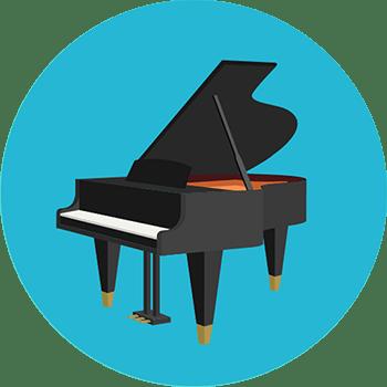 Индивидуальное фортепиано